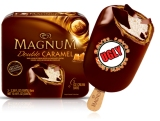 """THE UGLY"" Magnum ice cream"