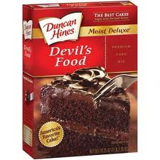 Duncan Hines Devils Cake With Pumpkin Puree