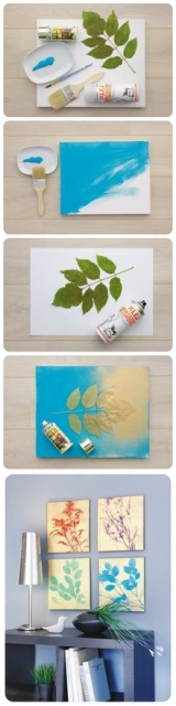 DIY painting for home!