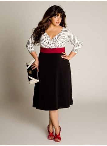 Dressing for your body type (Plus size girls)   Raves, Faves ...