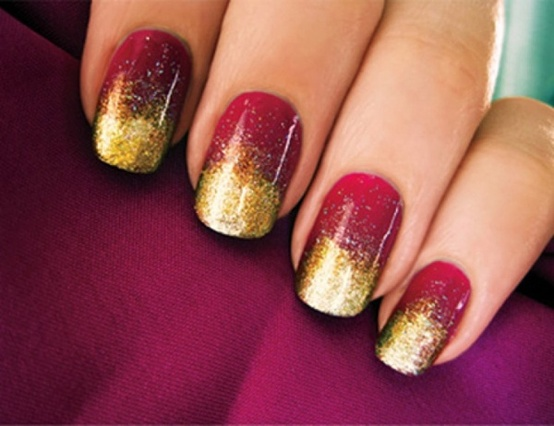 Winter nail art trends raves faves must haves image image image image prinsesfo Images