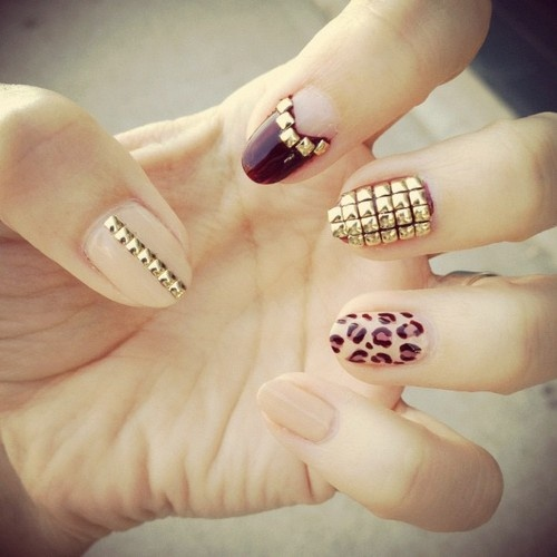 Winter nail art trends raves faves must haves image prinsesfo Images