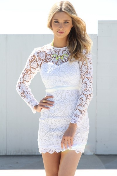 White Dresses for Spring 2013 | Raves, Faves, & Must Haves